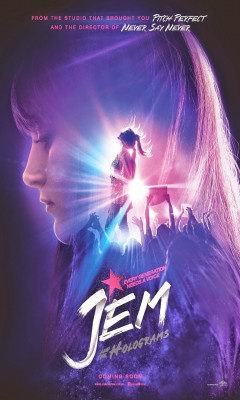 Jem and the Holograms: Ζωή Σαν Σούπερ Σταρ